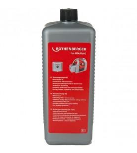 Aceite mineral bomba de vacío