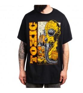 Camiseta Logo Toxic Naranja