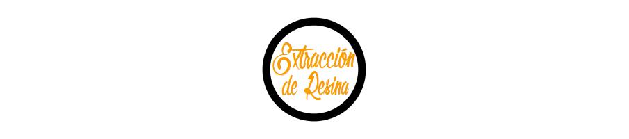 Extraccion de Resina
