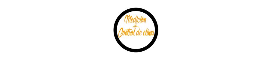 Medición / Control Clima